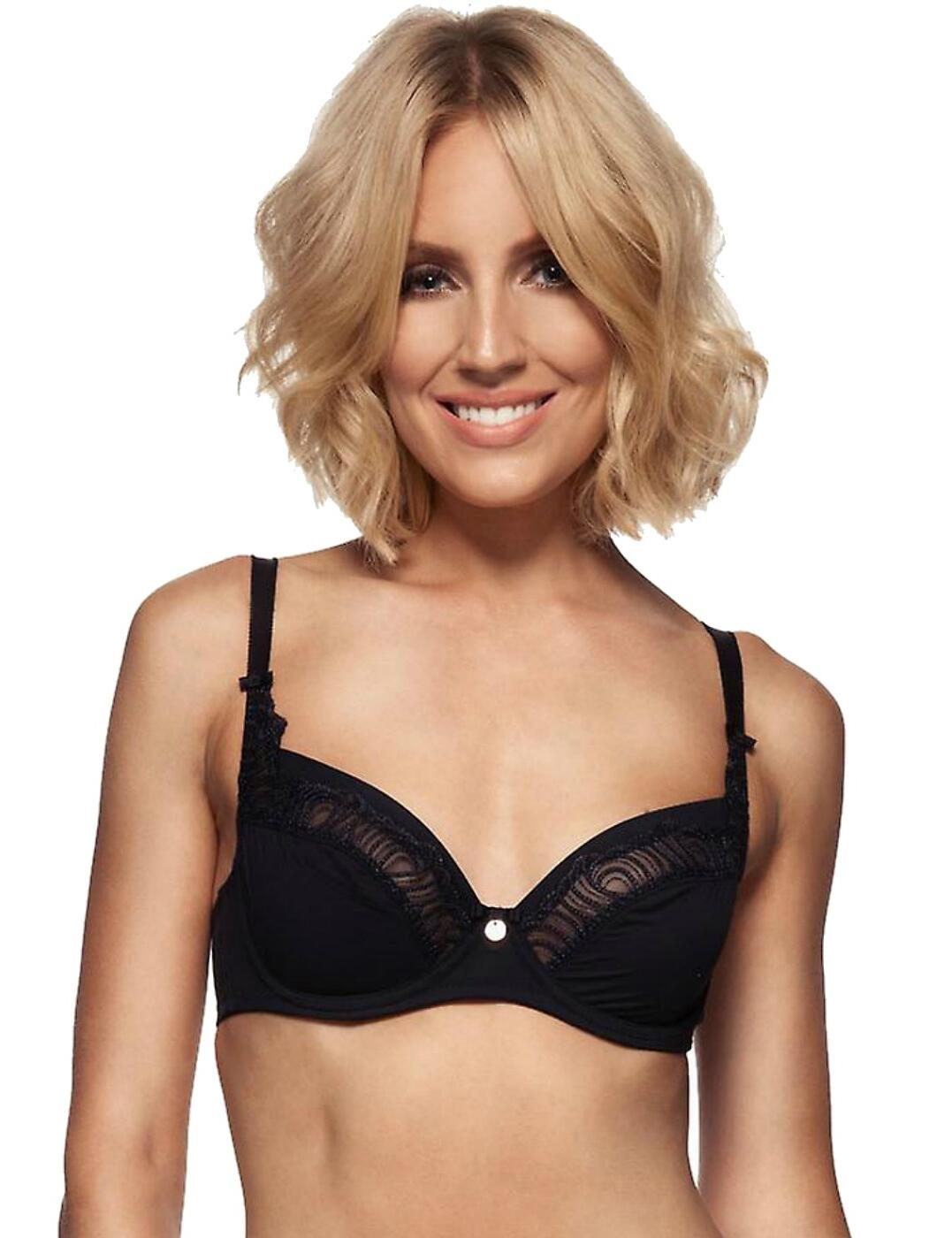 B5071 Berlei Heaven Underwired Bra - B5071 Black
