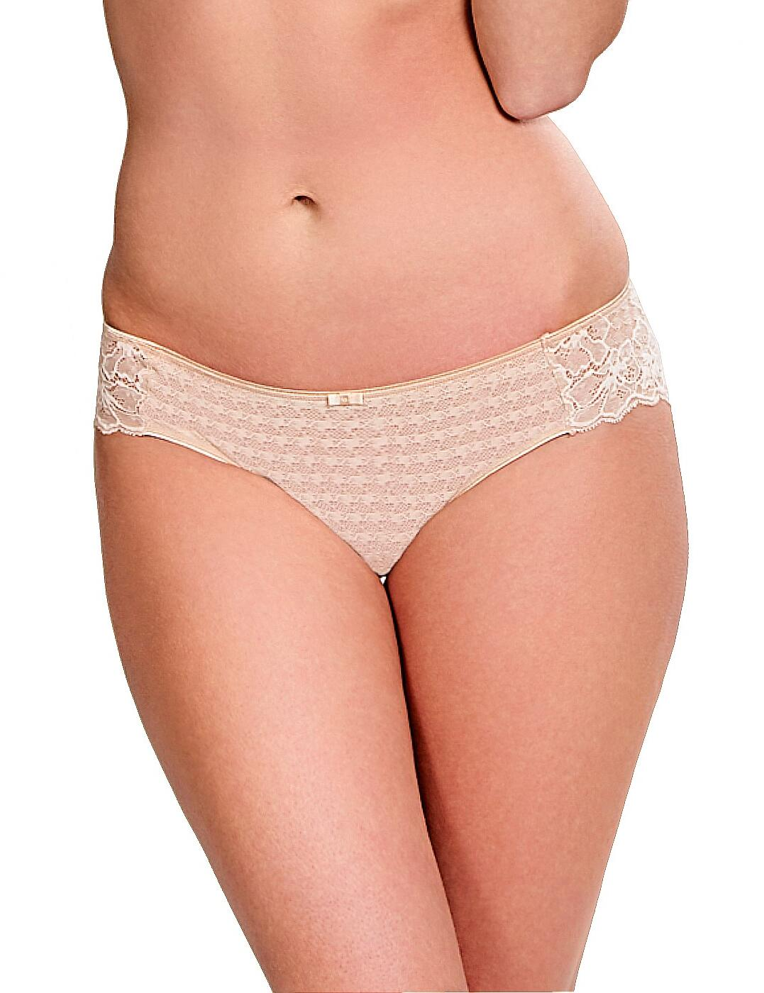 7282 Panache Envy Lace Brief - 7282 Nude