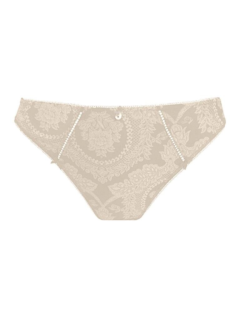 0182 Empreinte Lilly Rose Thong - 0182 Ivory