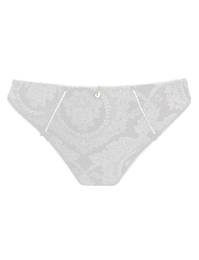 0182 Empreinte Lilly Rose Thong - 0182 White