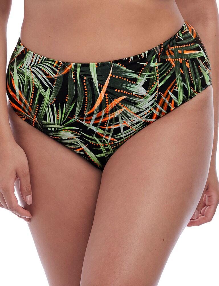7164 Elomi Amazonia Bikini Brief - 7164 Khaki
