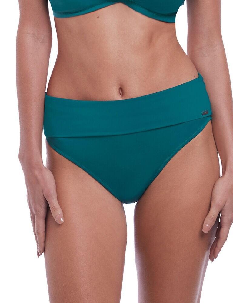 6695 Fantasie Marseille Classic Fold Bikini Brief - 6695 Pine