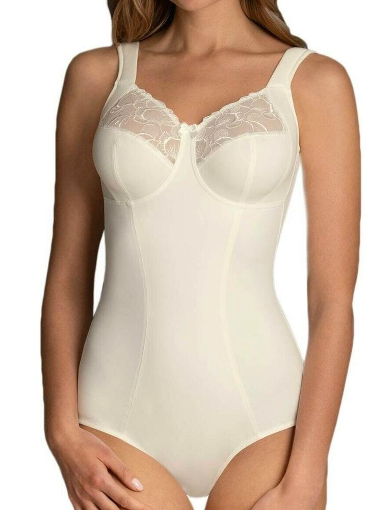 3523 Anita Comfort Lucia Corselet Body - 3523 Crystal