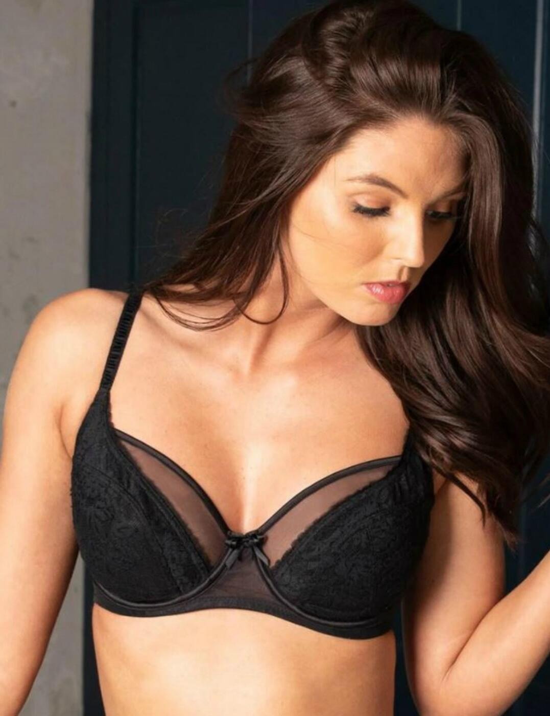 15902 Pour Moi Muse Underwired Bra - 15902 Black