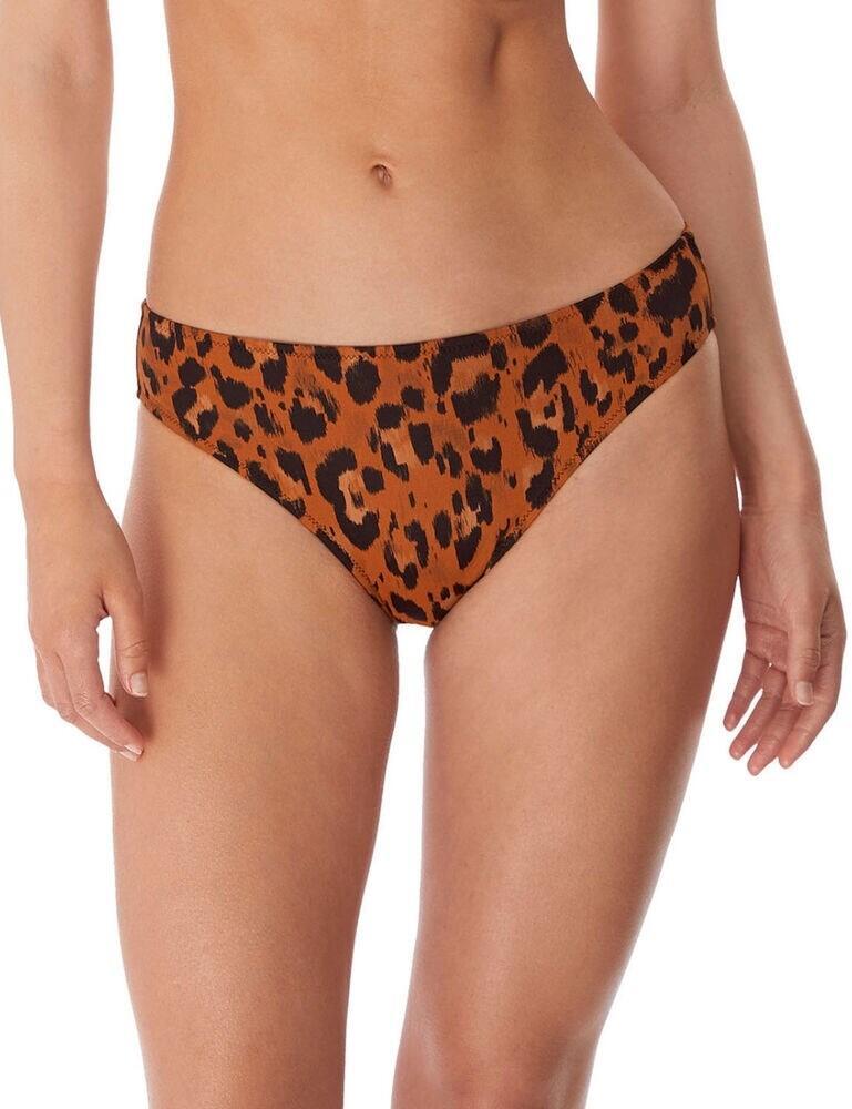 6984 Freya Roar Instinct Bikini Brief - 6984 Leopard
