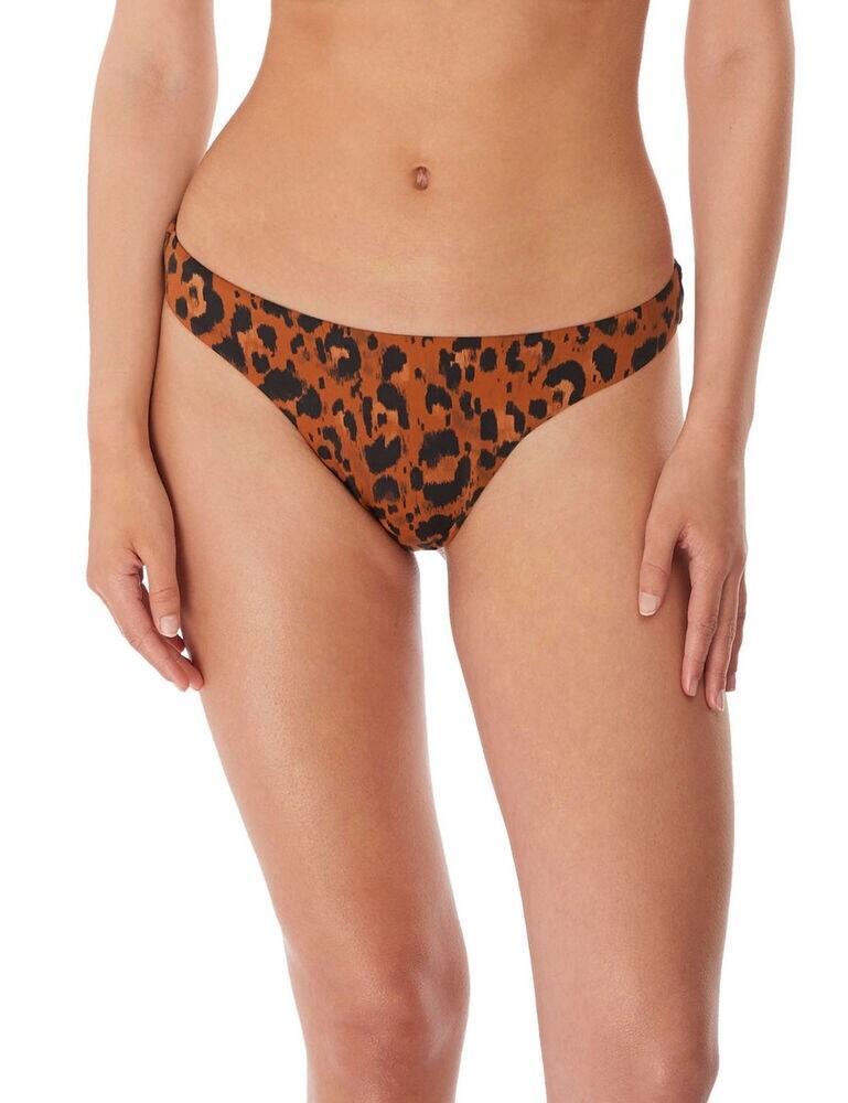 6986 Freya Roar Instinct Brazilian Bikini Brief - 6986 Leopard