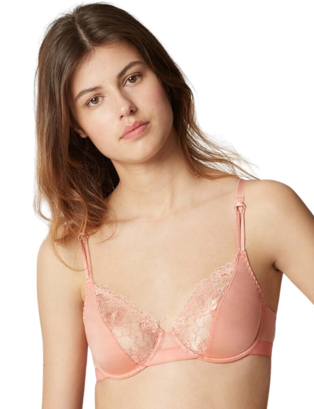 20533 Maison Lejaby Shade Underwired Bra - 20533 Freesia