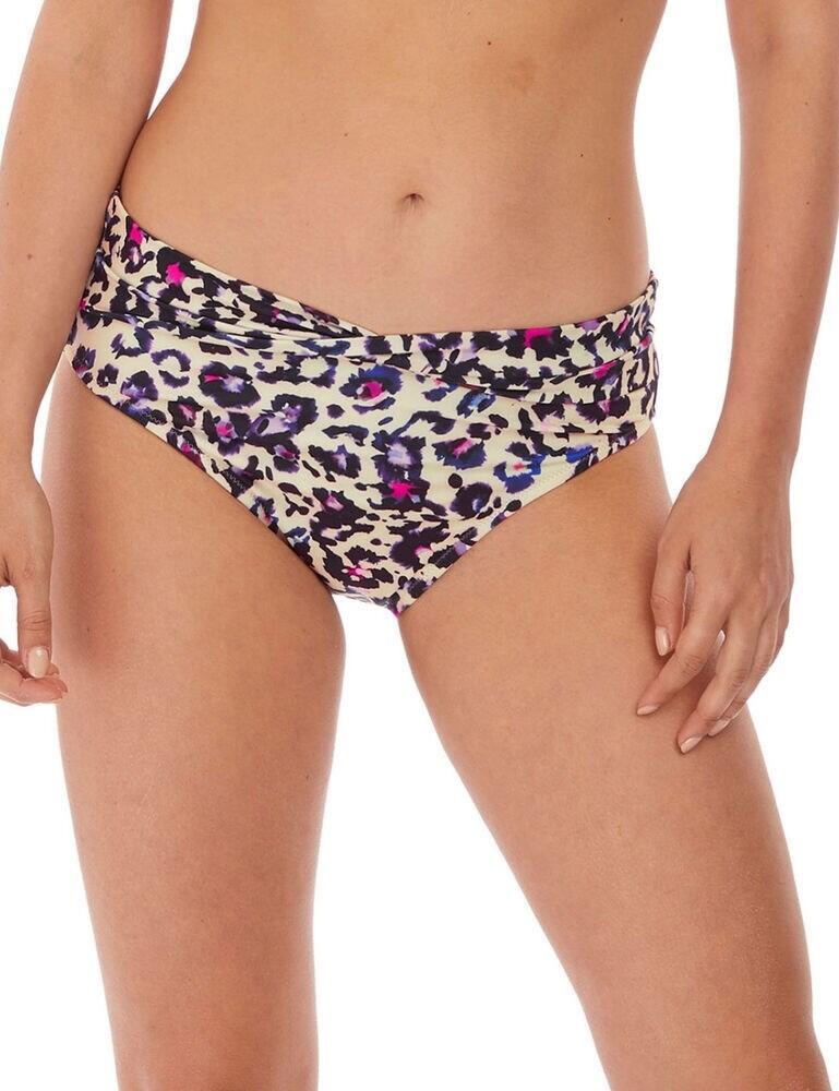 6946 Fantasie Bonito Classic Twist Bikini Brief - 6946 Amethyst