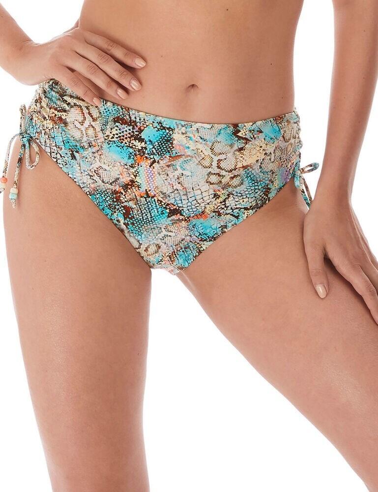 6775 Fantasie Manila Adjustable Bikini Brief - 6775 Iced Aqua