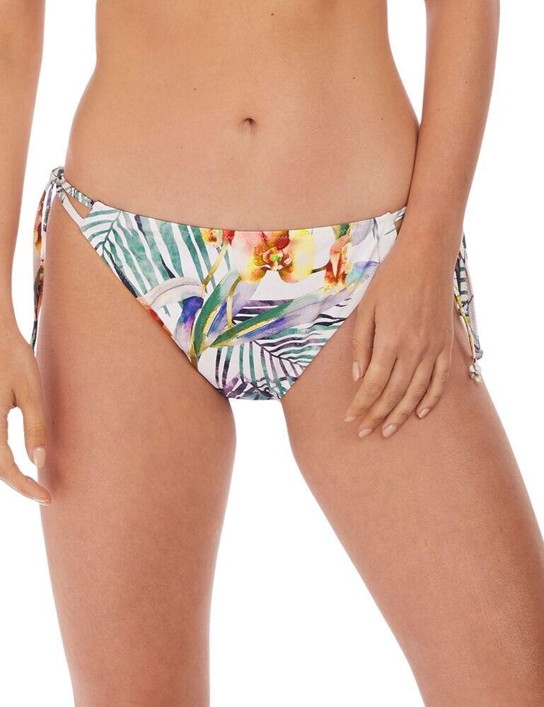 6925 Fantasie Playa Blanca Tie Side Bikini Brief - 6925 Multi