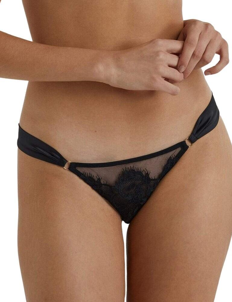 Playful Promises Anneliese Brazilian Brief in Black