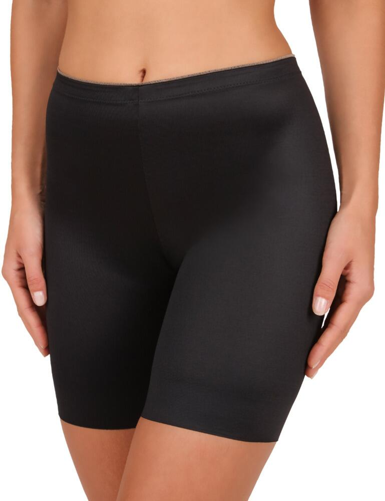 Conturelle by Felina Soft Touch Long Panty Black
