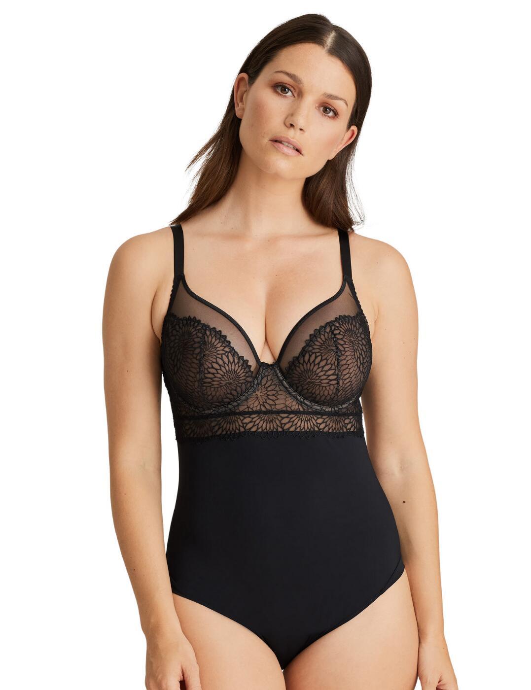 Prima Donna Sophora Bodysuit Black
