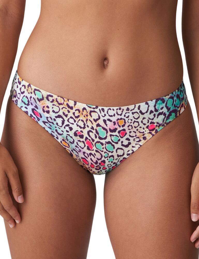 Prima Donna Swim Managua Bikini Briefs Rio Tropical Leo