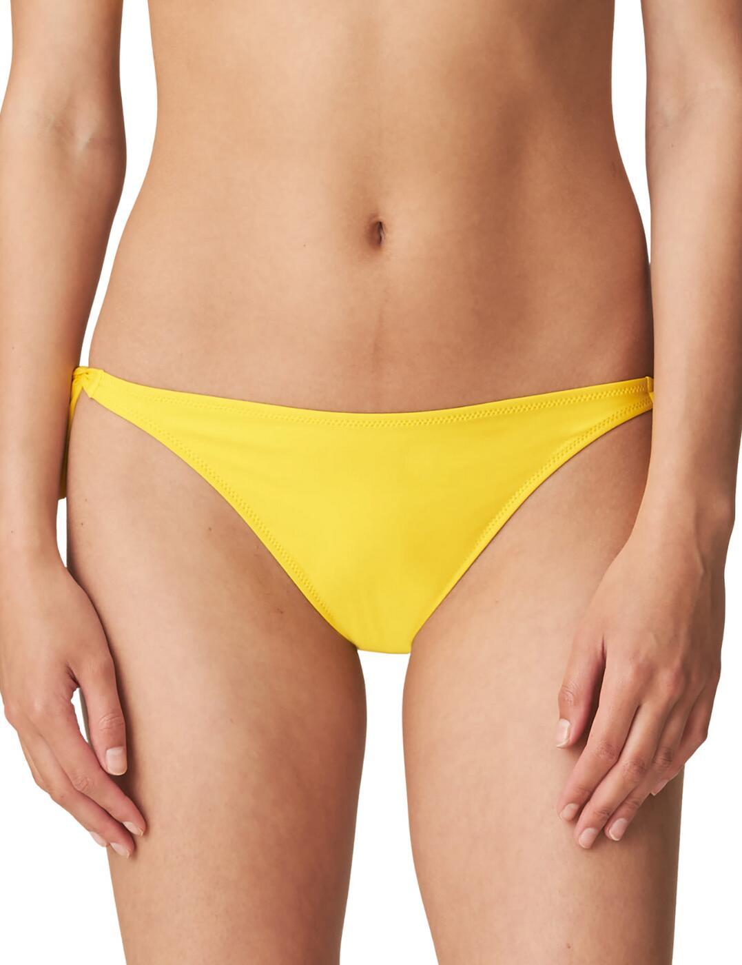 1002354 Marie Jo Aurelie Tie Side Bikini Brief - 1002354 Sun