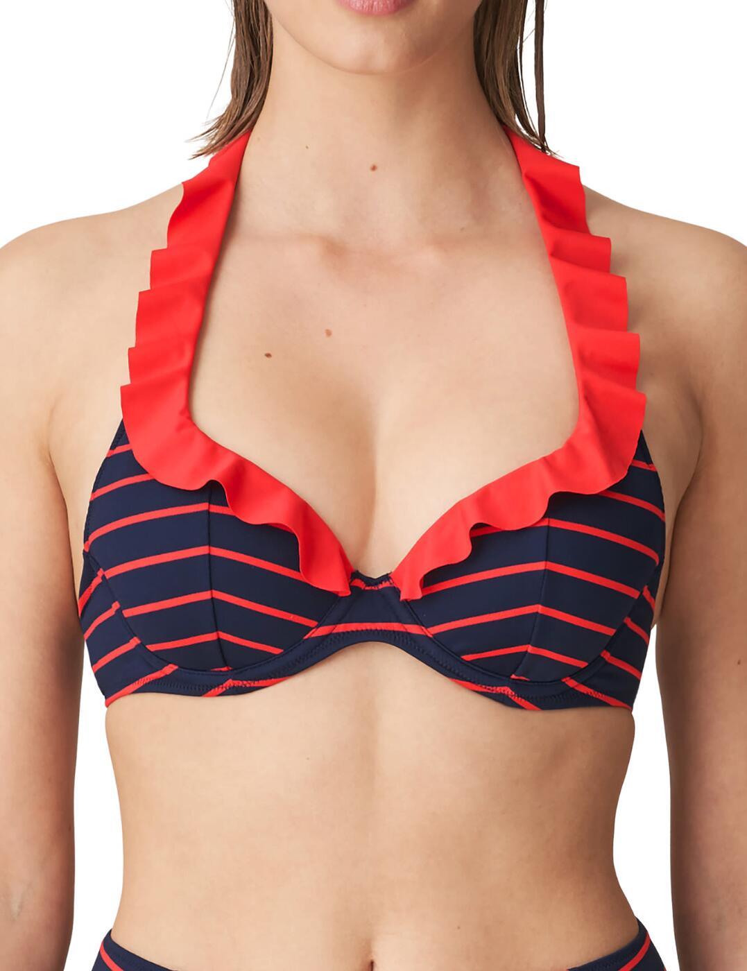 1002516 Marie Jo Celine Heart Shaped Bikini Top - 1002516 Pomme D'Amour