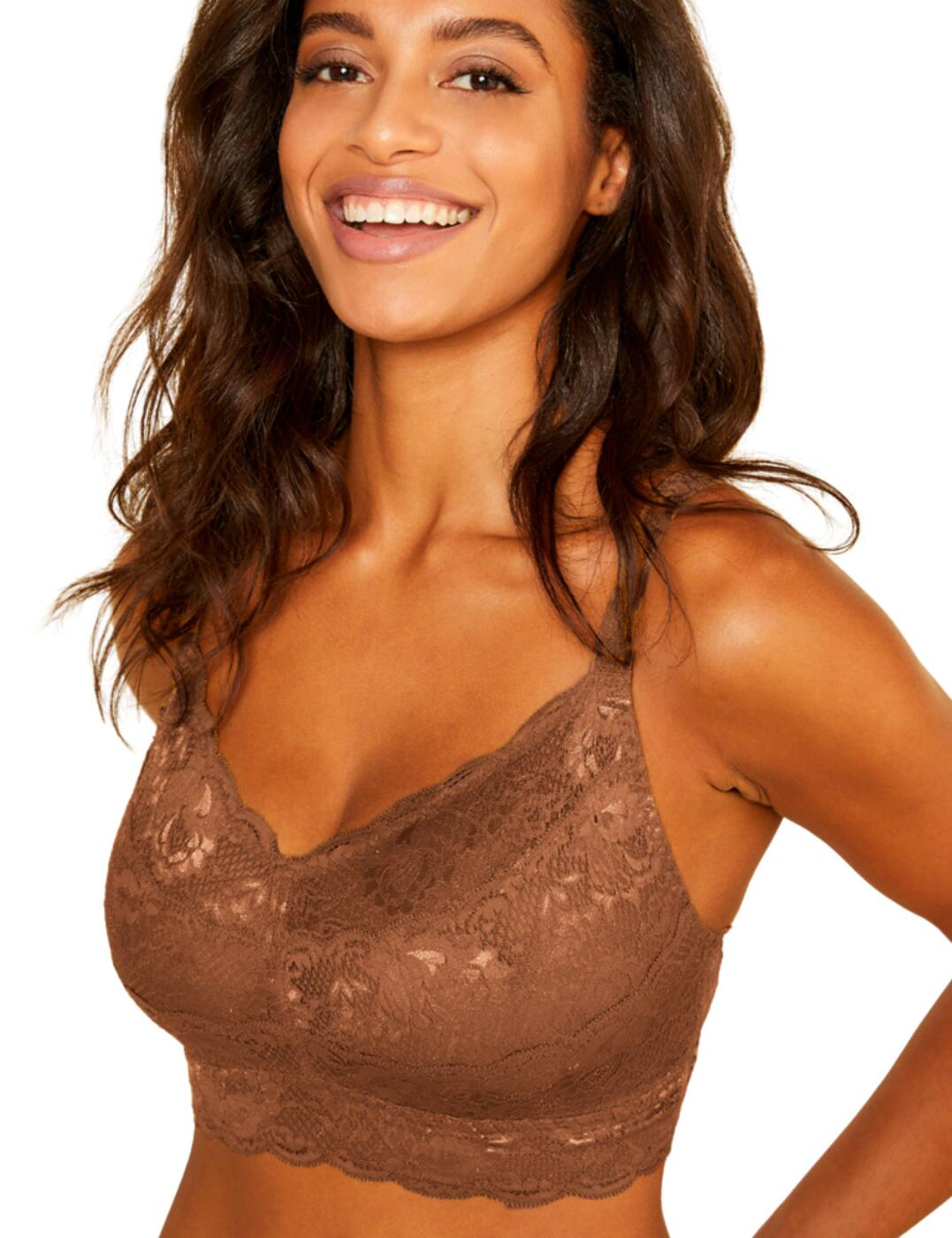 Cosabella Never Say Never Curvy Sweetie Soft Bra Due