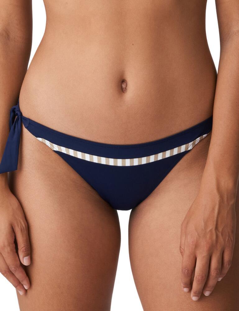 Prima Donna Swim Ocean Mood Bikini Briefs Waist Ropes Water Blue