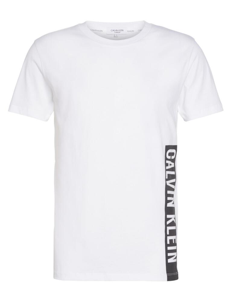Calvin Klein Mens Crew Tee PVH Classic White