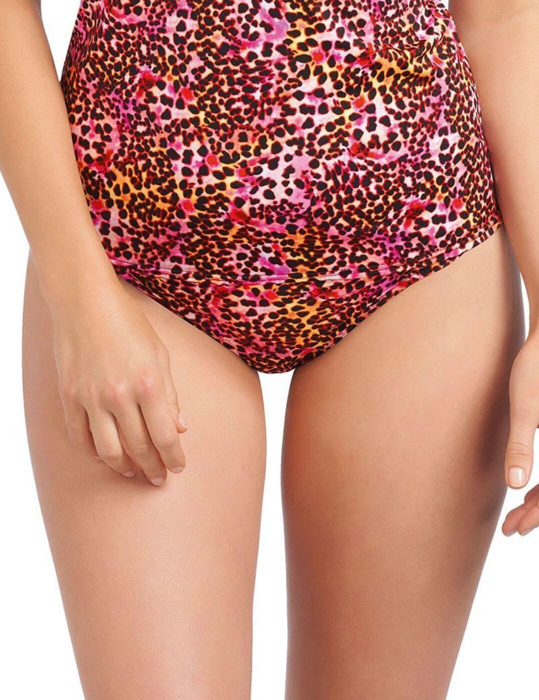3323 Freya Wild Side Hipster Bikini Brief - 3323 Hot Pink