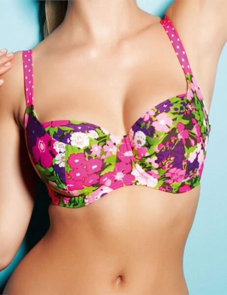 3198 Freya Eden Balcony Bikini Top * HALF PRICE - 3198 Balcony