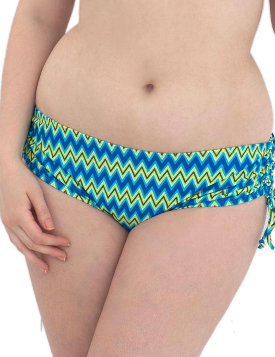 1213 Curvy Kate Shockwave Adjustable Bikini Short Electric Shock - CS1213 Short