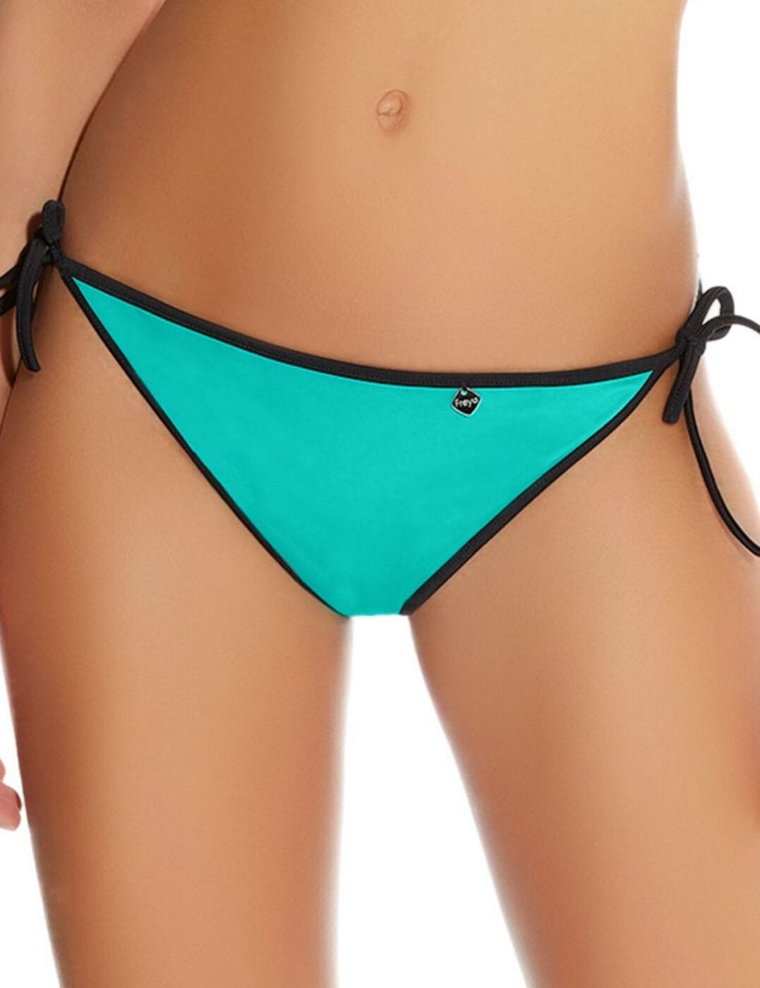 3248 Freya Bondi Reversible Tie side Brief - 3248 Seaspray