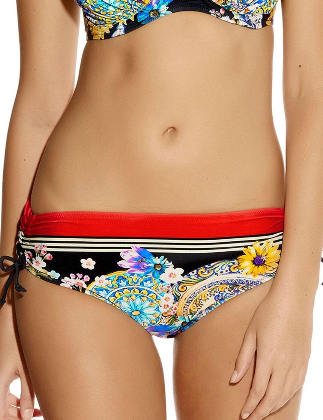 6015 Fantasie Lascari Mid Rise Adjustable Bikini Brief - 6015 Adjustable Brief