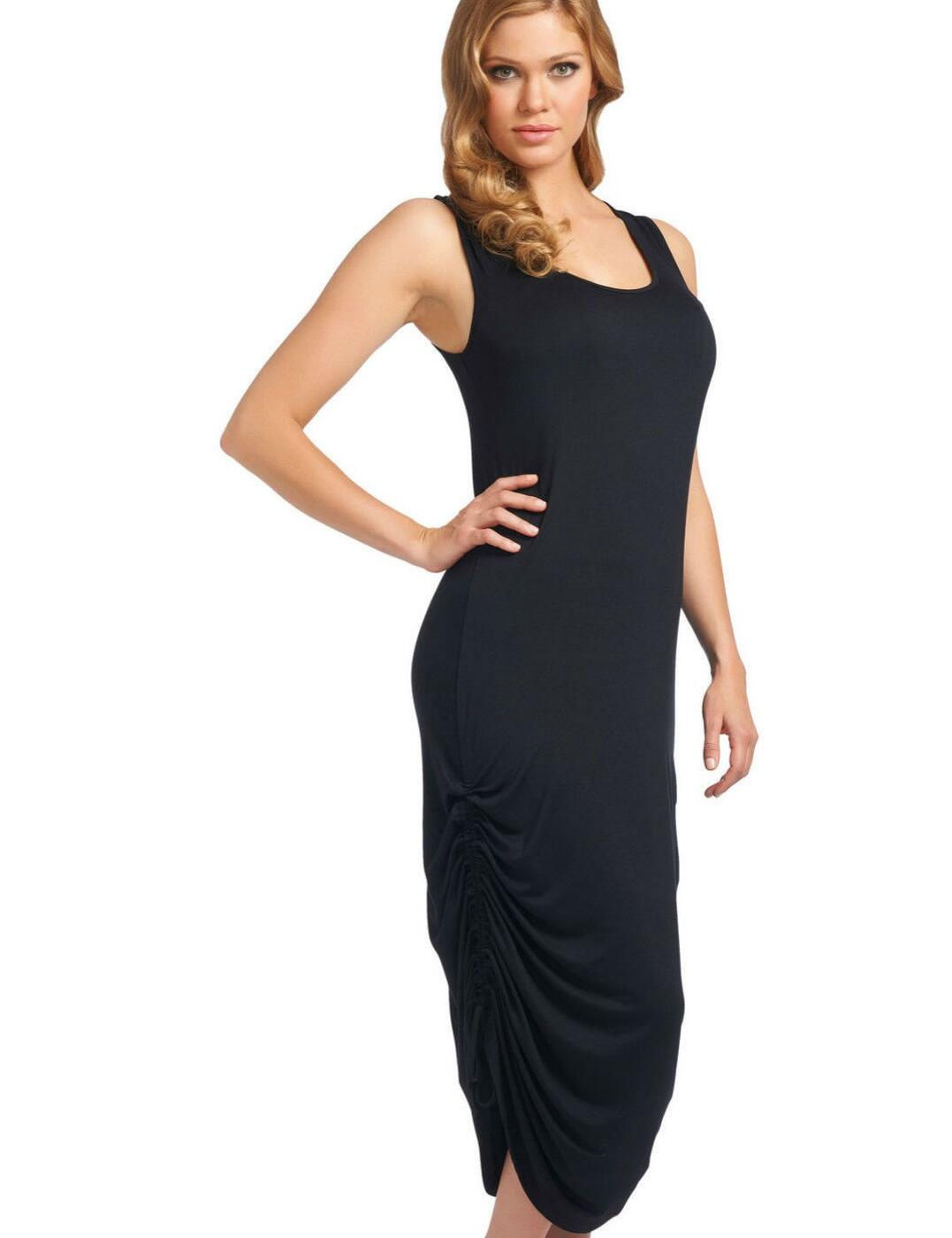 3541 Freya Gigi Jersey Maxi Dress - 3541 Black