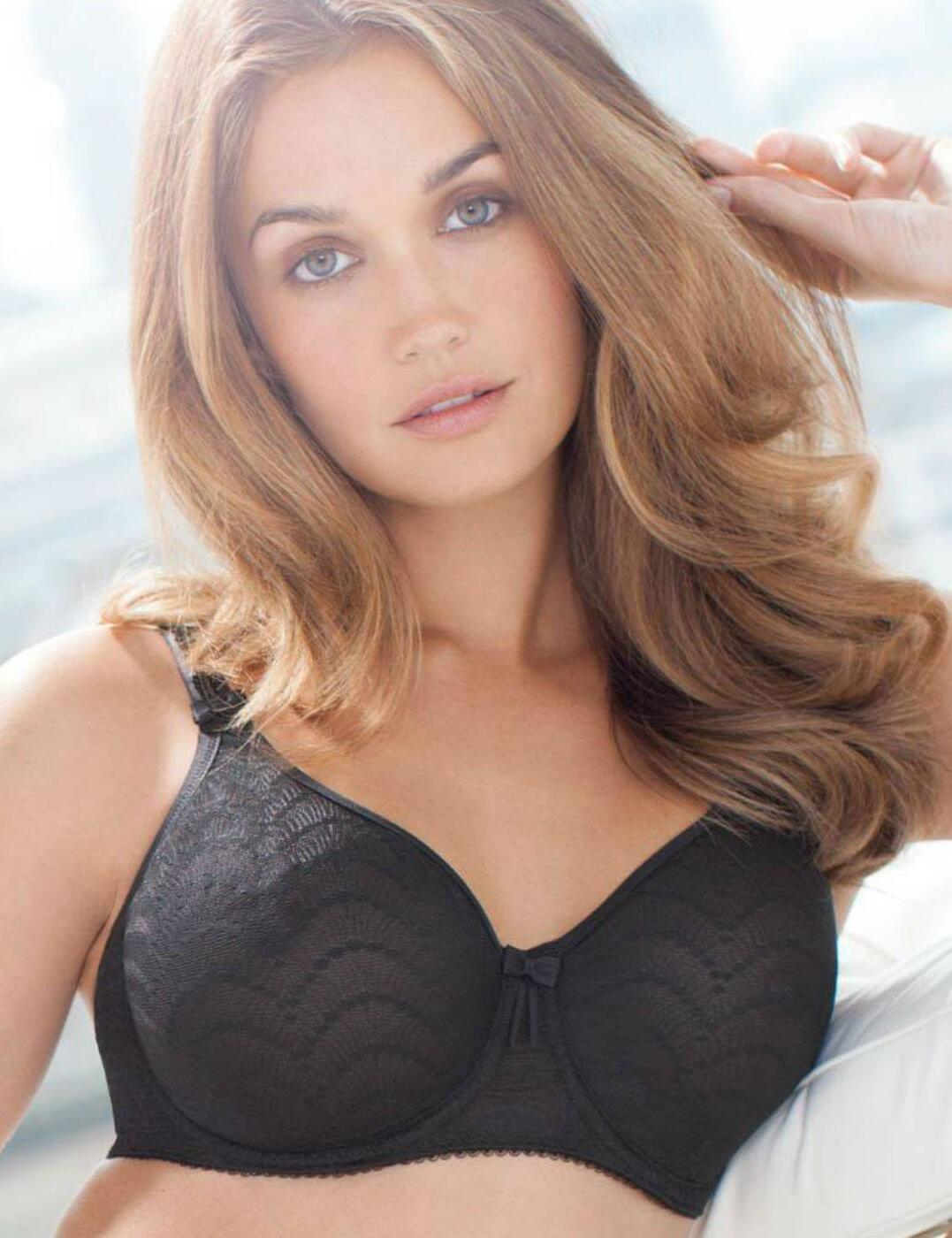 2941 Fantasie Echo Lace Full Cup Bra - 2941 Black