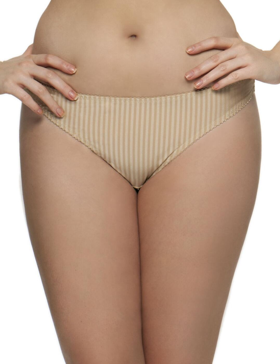 CK2602 Curvy Kate Luxe Thong  - CK2602 Biscotti
