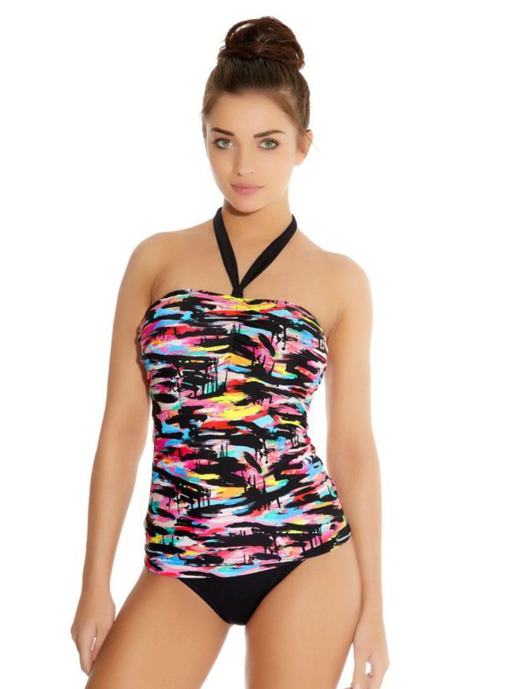 3769 Freya Venice Beach Bandeau Tankini Top - 3769 Tankini Top