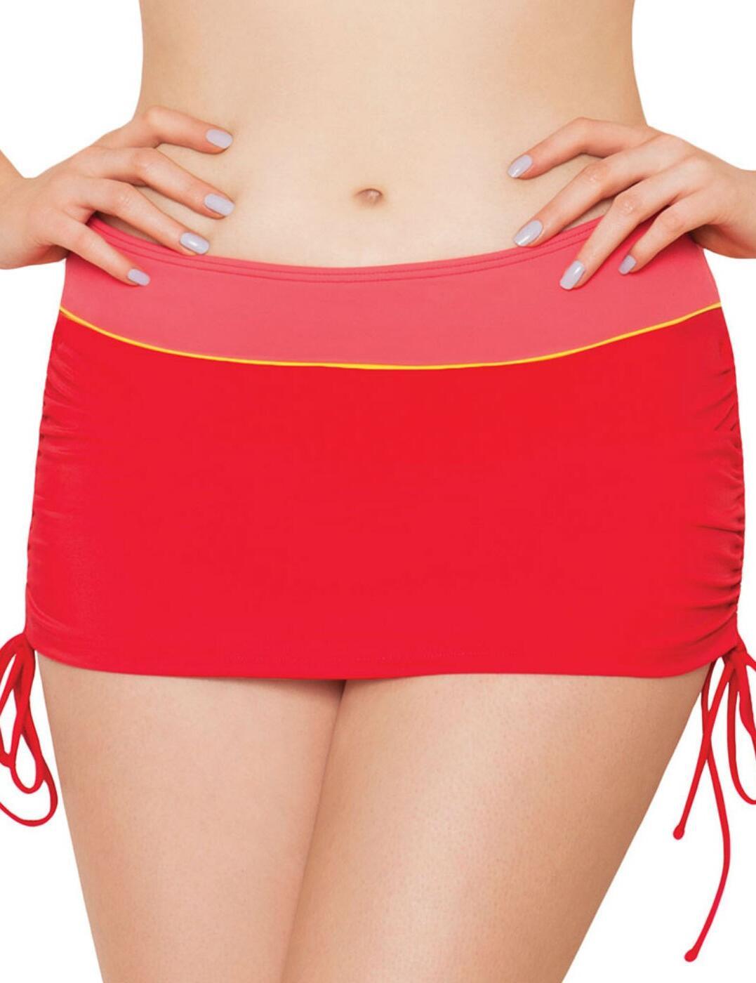 CS3255 Curvy Kate Bon Voyage Adjustable Swim Skirt - CS3255 Swim Skirt