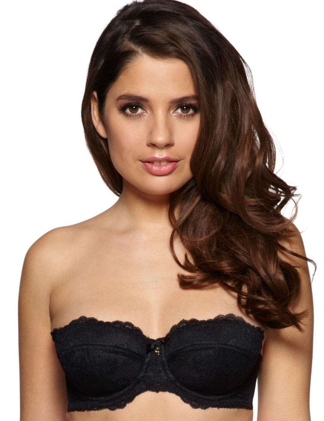 7707 Gossard Superboost Lace Multiway Bra - 7707 Black