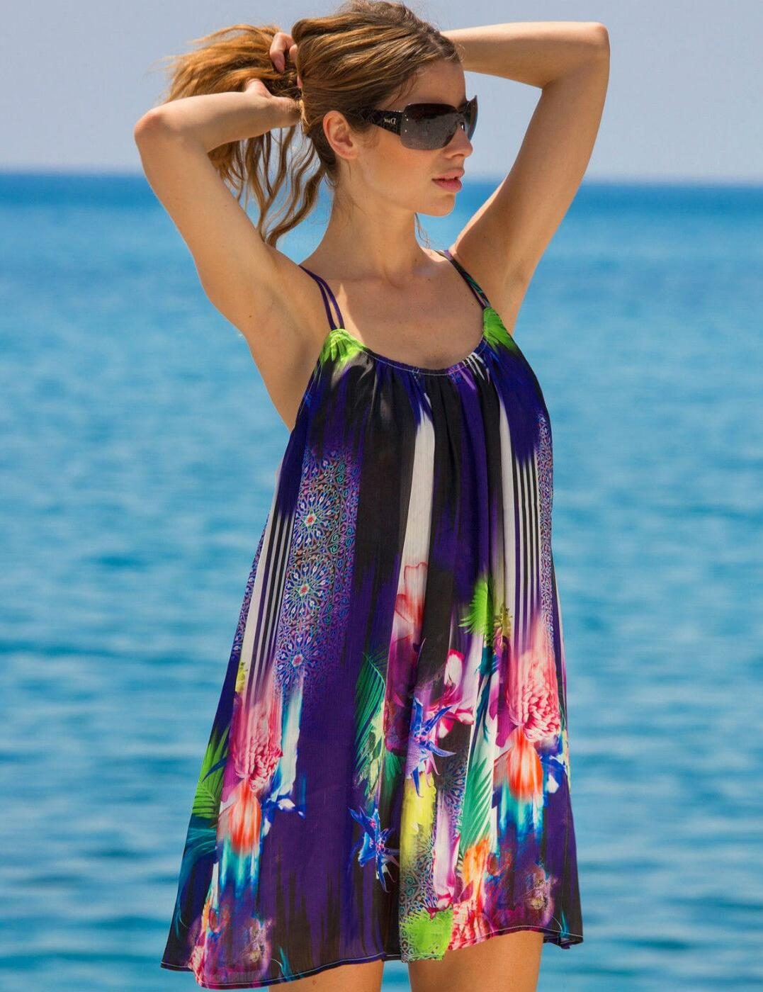 cd3358567e07a 16007 Pour Moi Tiger Lily Beach Dress - 16007 Beach Dress