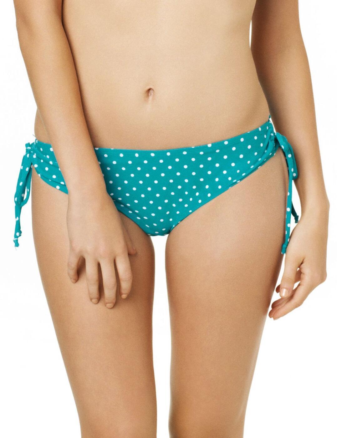 SW0038 Cleo Swimwear Betty Drawstring Bikini Brief - CW0038 Drawsting