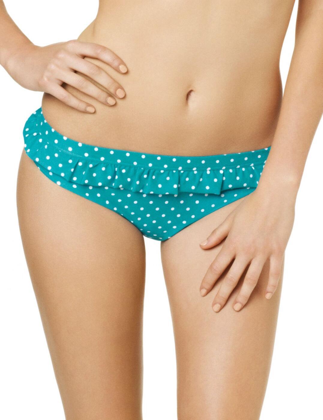 SW0039 Cleo Swimwear Betty Frill Bikini Brief - CW0039 Frill Pant