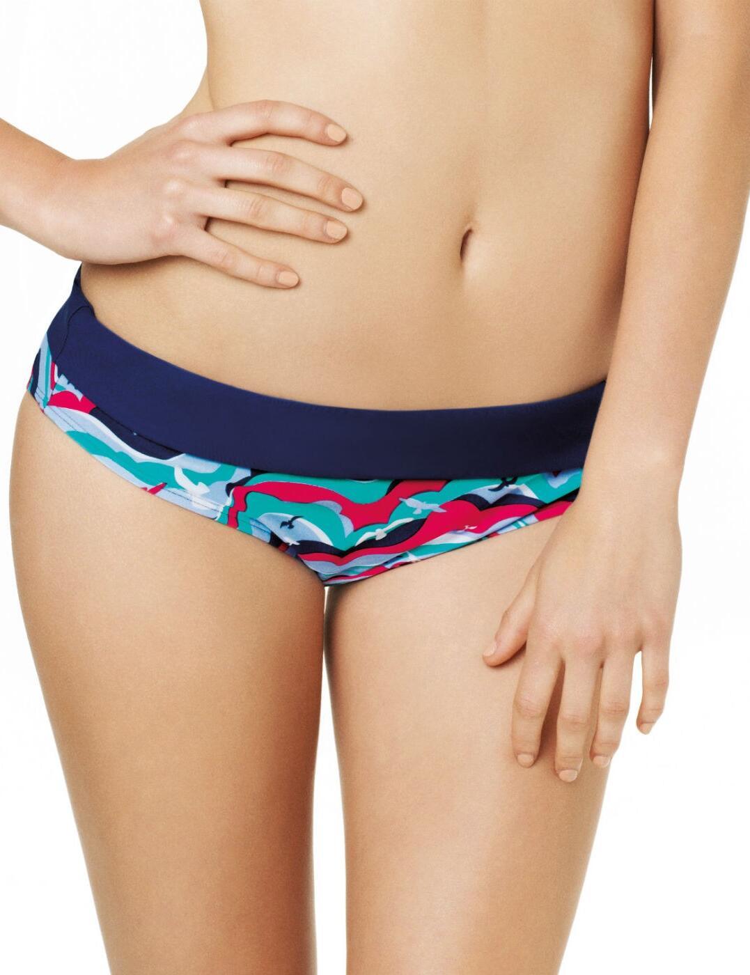 CW0017 Cleo Tilly Fold Bikini Brief - CW0017 Fold Brief