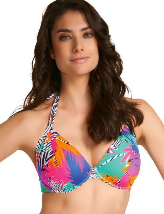 3521 Freya Flashdance Triangle Bikini Top - 3521 Kaleidoscope