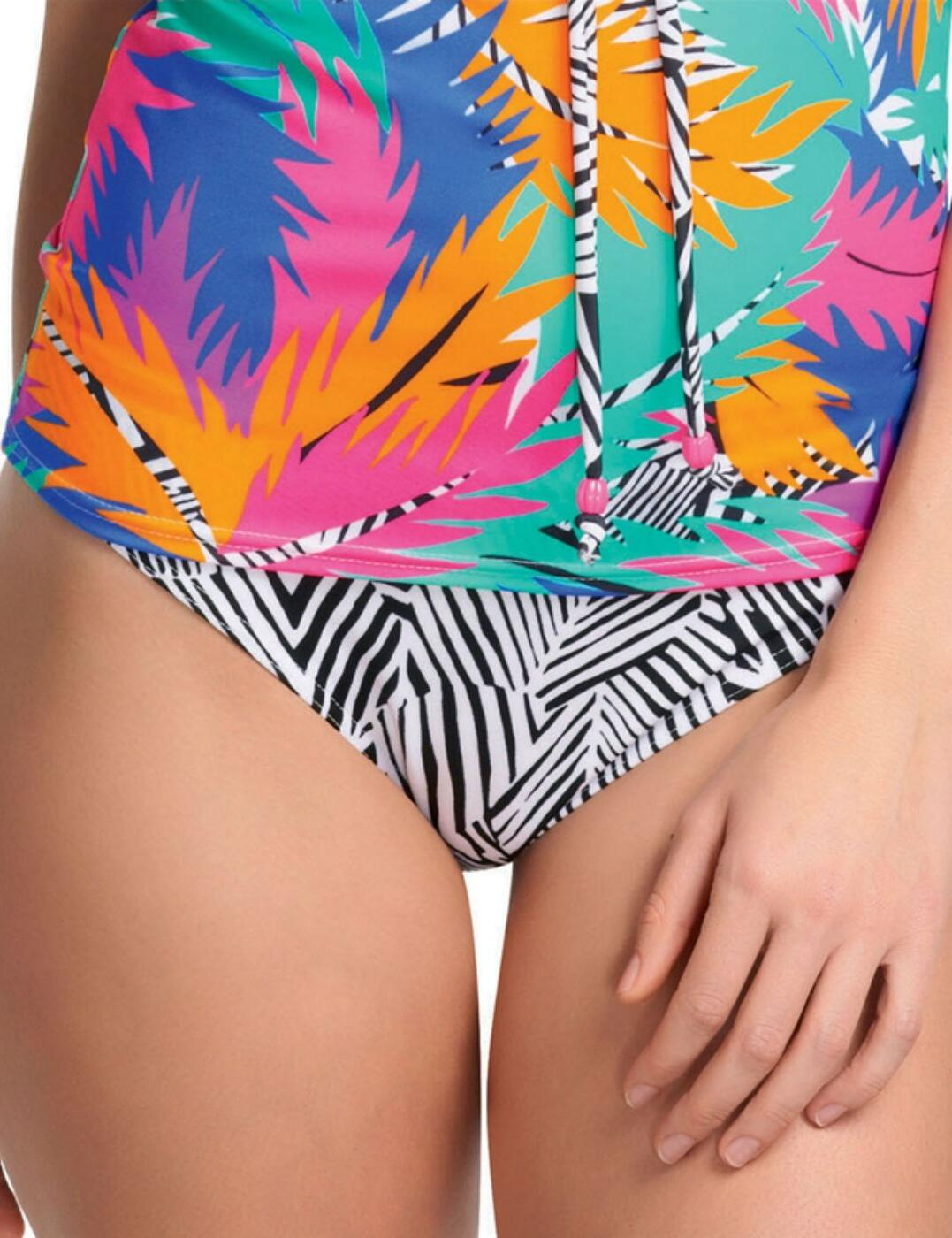 3525 Freya Flashdance Classic Bikini Brief - 3525 Animal Print