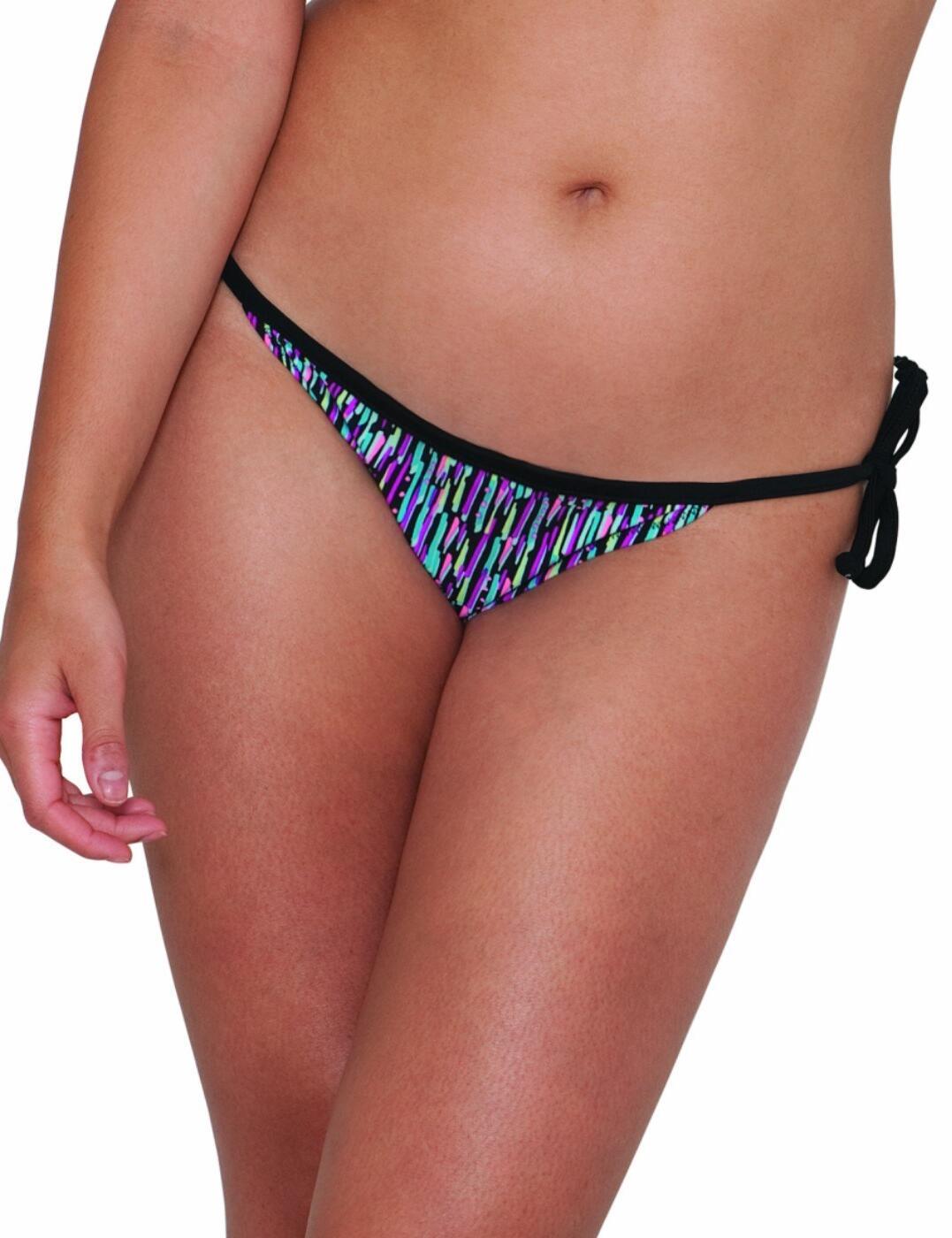 CS3715 Curvy Kate Galaxy Tie Side Bikini Brief - CS3715 Multi
