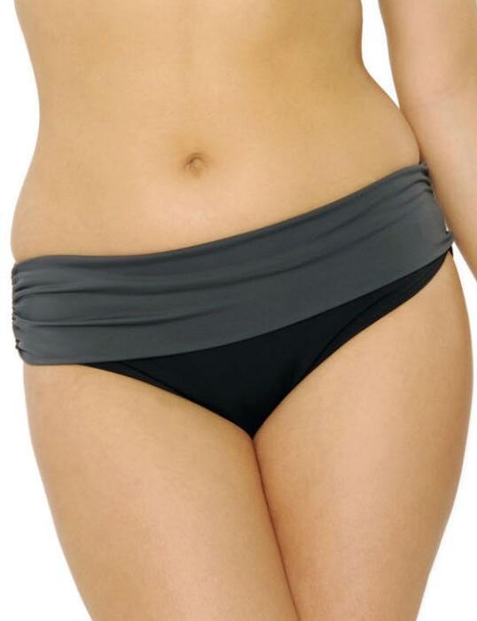 CS8025 Curvy Kate Moonlight Fold Bikini Brief - CS8025 Fold Brief