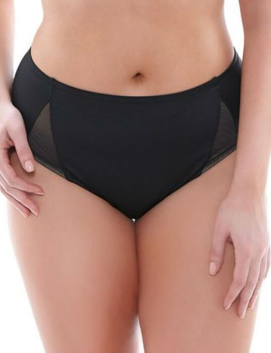 7441 Elomi Imagine Bikini Brief Black - 7441 Bikini Brief