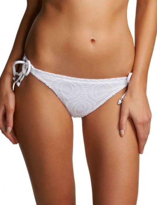 3295 Freya Cha Cha Rio Tie Brief White - 3295 Tie Brief