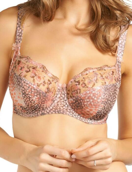 2752 Fantasie Nicola Side Support Bra Ember - 2752 Ember