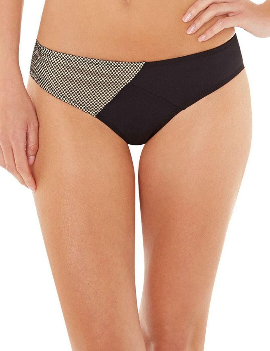 1538720 Lepel Helena Low Rise Bikini Pant Black  - 1538720 Low Rise Bikini Pant