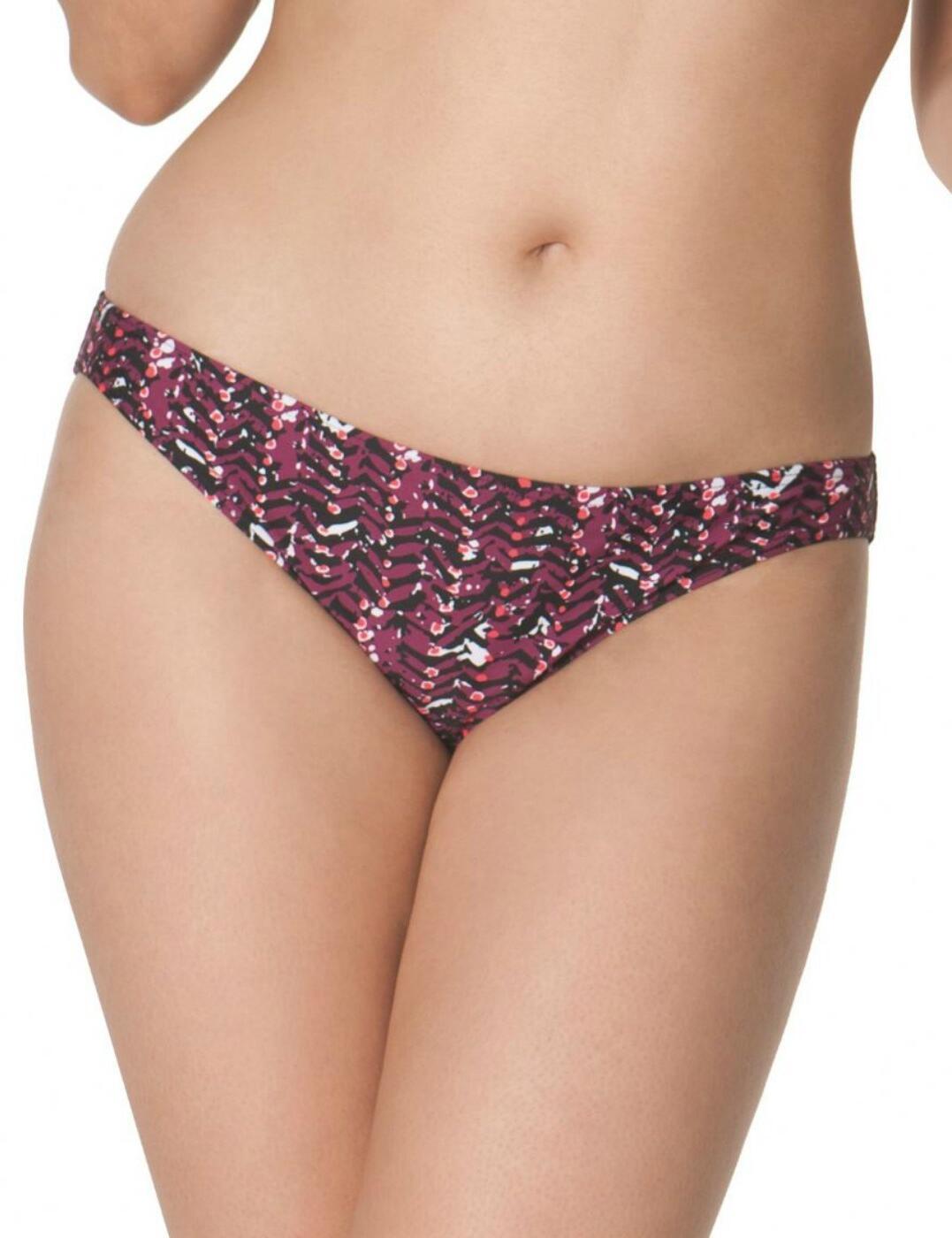 CS2905 Curvy Kate Instinct Classic Bikini Brief - CS2905 Cherry/Berry