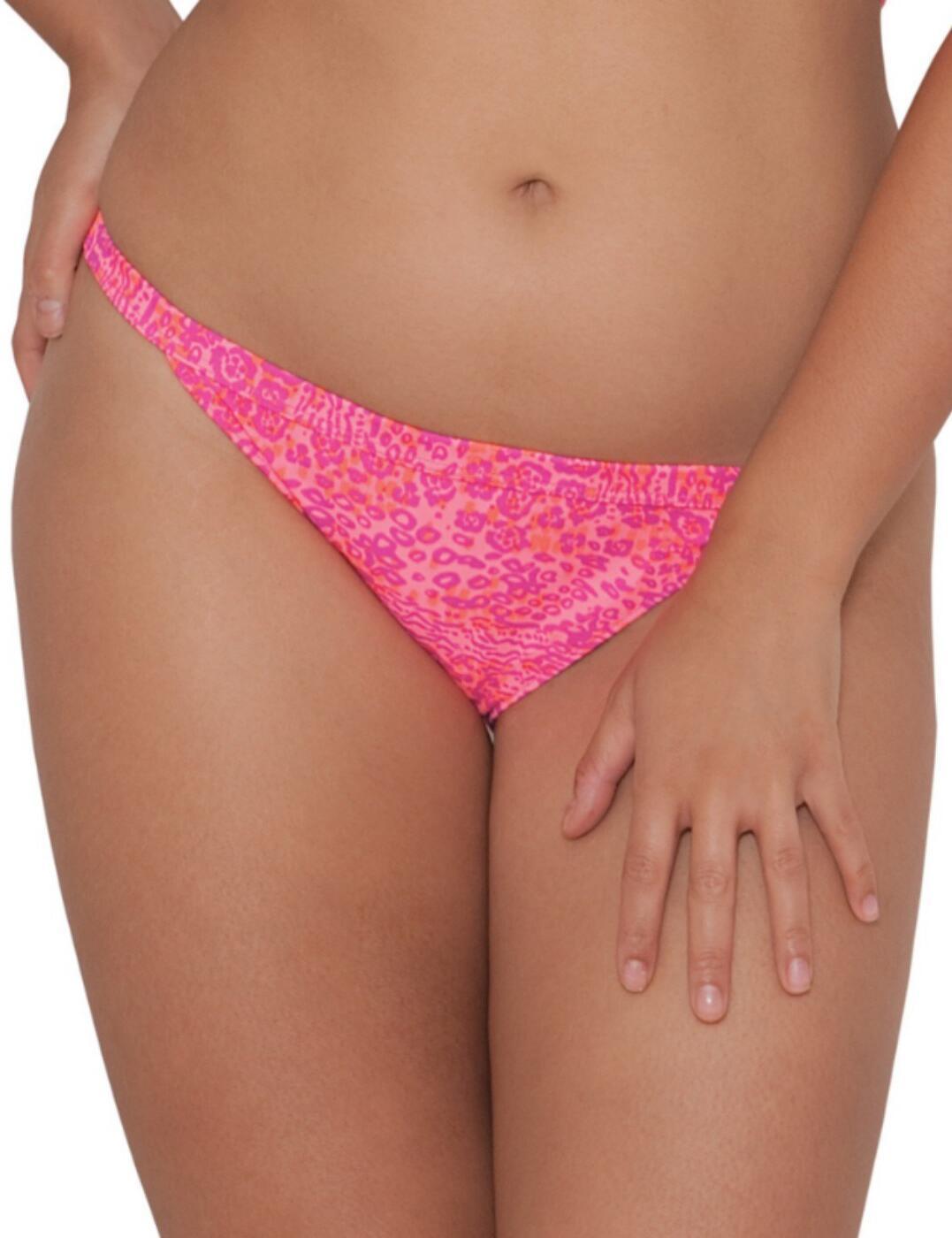 CS3905 Curvy Kate Daze Mini Bikini Brief Pink Mix - CS3905 Pink Mix