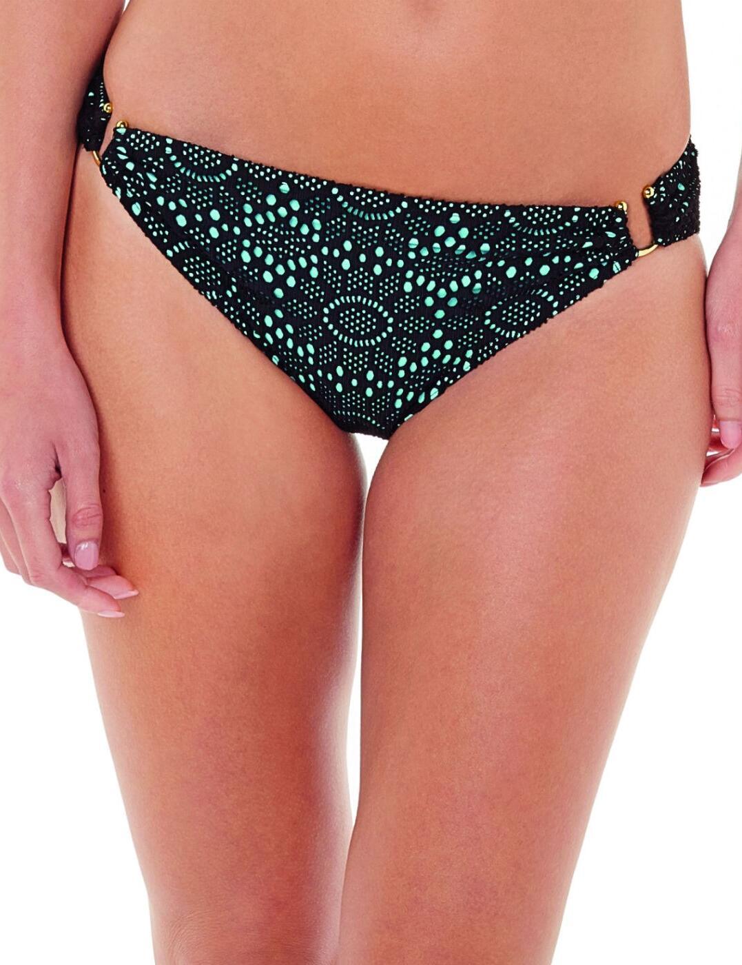1475700 Lepel Summer Days Classic Bikini Brief - 1475700 Black/Blue