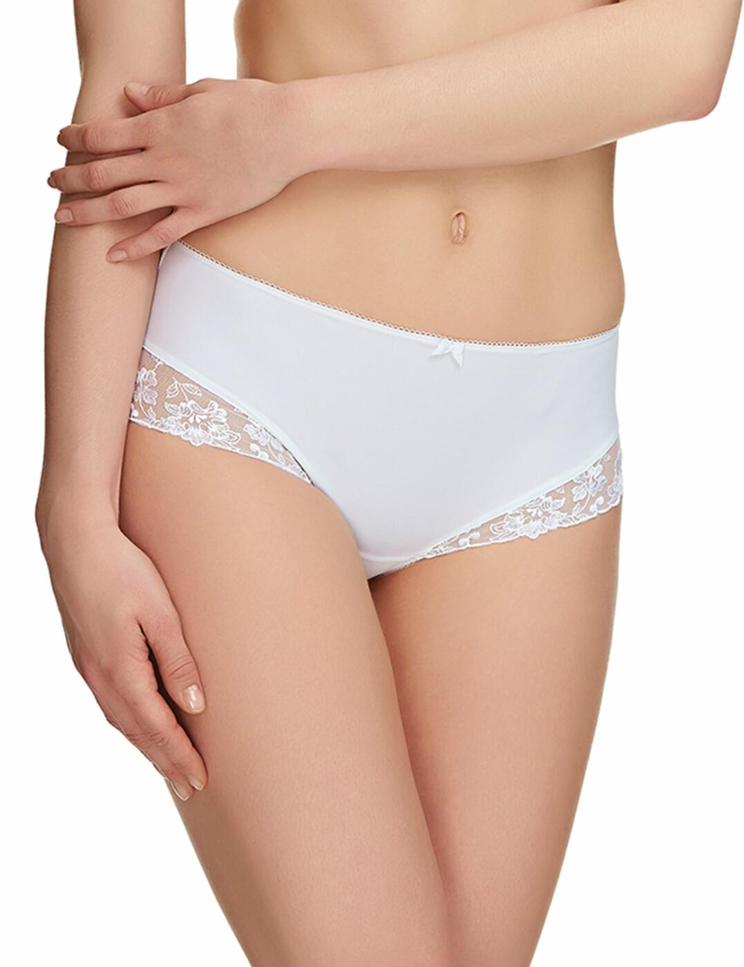 9286 Fantasie Grace Short - 9286 White